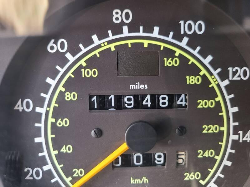 1994 Mercedes-Benz E-Class E 320 2dr Convertible - Buellton CA