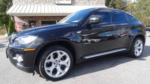 2009 BMW X6 for sale at Driven Pre-Owned in Lenoir NC