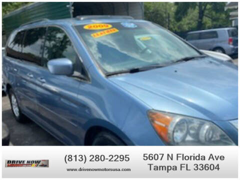 2009 Honda Odyssey for sale at Drive Now Motors USA in Tampa FL
