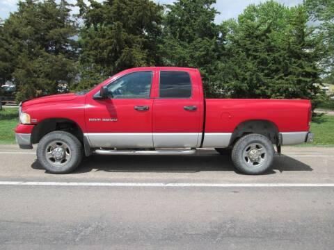 2003 Dodge Ram Pickup 2500 for sale at Joe's Motor Company in Hazard NE