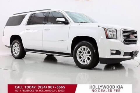 2017 GMC Yukon XL for sale at JumboAutoGroup.com in Hollywood FL