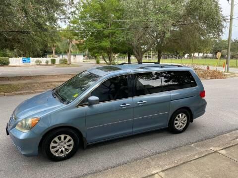 2009 Honda Odyssey for sale at Asap Motors Inc in Fort Walton Beach FL