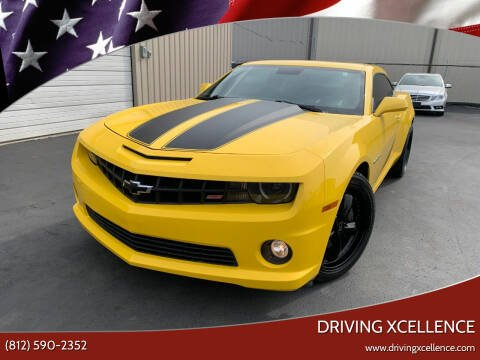 2010 Chevrolet Camaro for sale at Driving Xcellence in Jeffersonville IN