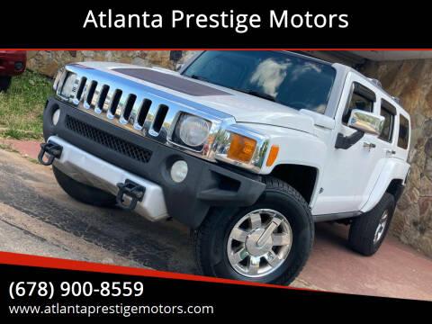 2009 HUMMER H3 for sale at Atlanta Prestige Motors in Decatur GA