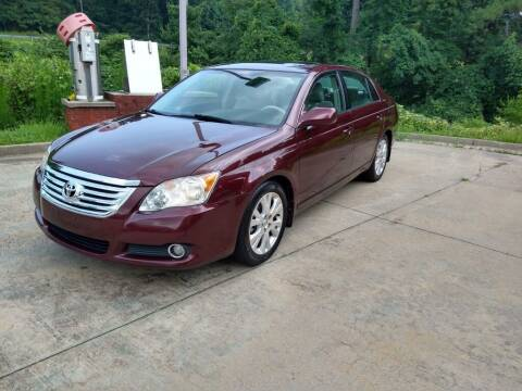 2008 Toyota Avalon for sale at A&Q Auto Sales in Gainesville GA