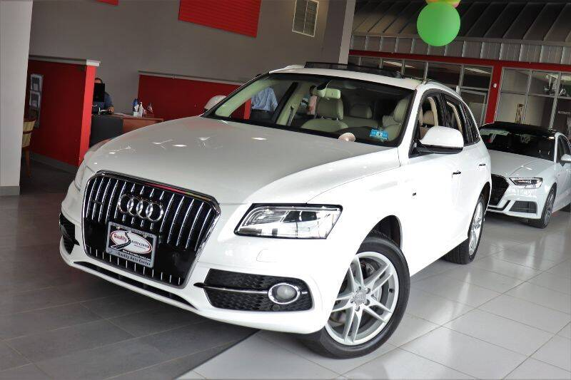 2015 Audi Q5 for sale at Quality Auto Center in Springfield NJ