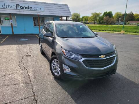 2019 Chevrolet Equinox for sale at DrivePanda.com in Dekalb IL