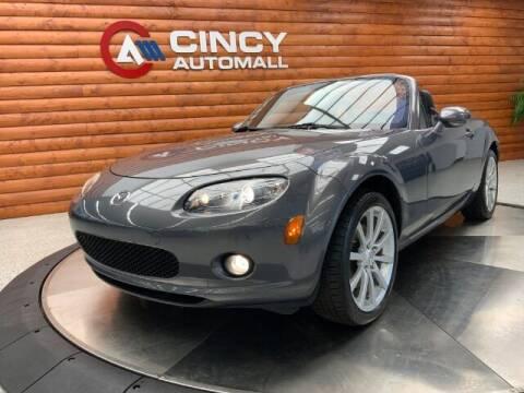 2008 Mazda MX-5 Miata for sale at Dixie Motors in Fairfield OH