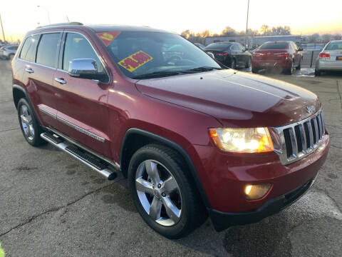 2013 Jeep Grand Cherokee for sale at Top Line Auto Sales in Idaho Falls ID