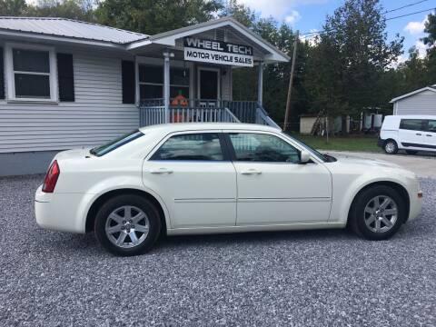 2006 Chrysler 300 for sale at Wheel Tech Motor Vehicle Sales in Maylene AL