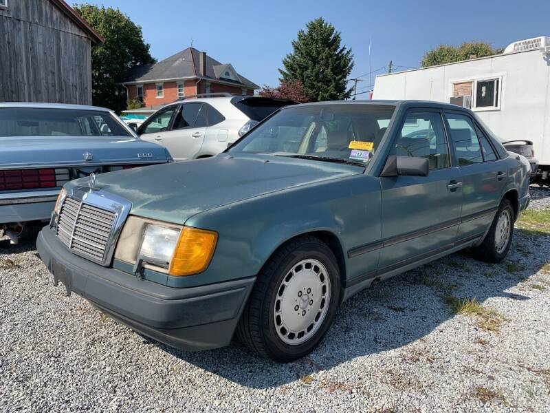 1988 Mercedes-Benz 300-Class for sale at Waltz Sales LLC in Gap PA