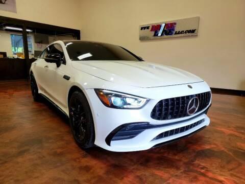 2019 Mercedes-Benz AMG GT for sale at Driveline LLC in Jacksonville FL