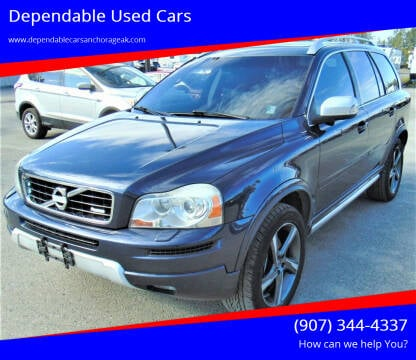 2014 Volvo XC90 for sale at Dependable Used Cars in Anchorage AK