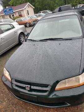 1999 Honda Accord for sale at Delgato Auto in Pittsboro NC