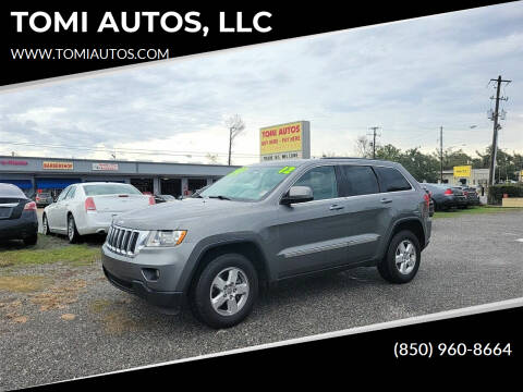 2012 Jeep Grand Cherokee for sale at TOMI AUTOS, LLC in Panama City FL