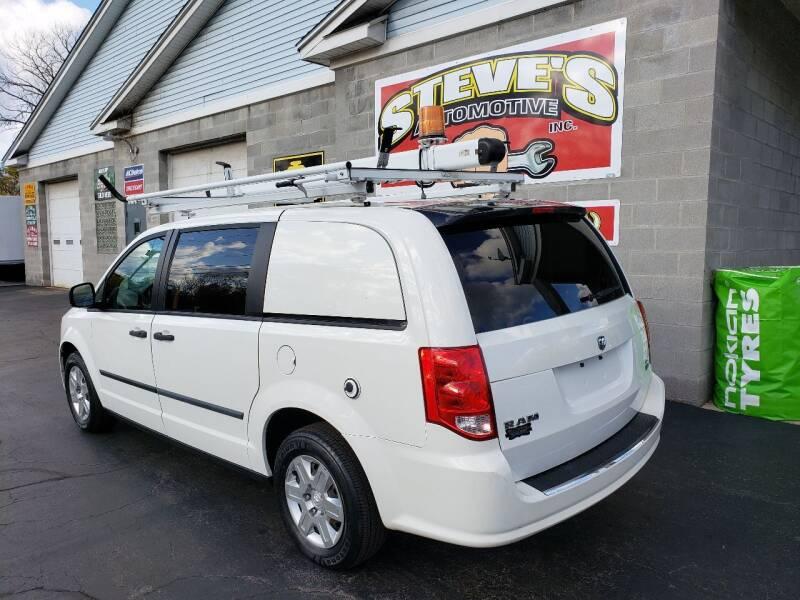 2013 RAM C/V for sale at Steve's Automotive Inc. in Niagara Falls NY