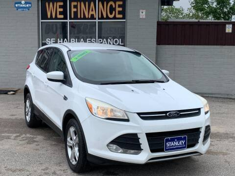 2013 Ford Escape for sale at Stanley Automotive Finance Enterprise - STANLEY DIRECT AUTO in Mesquite TX