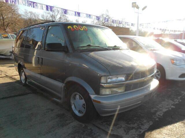 2000 Chevrolet Astro Cargo for sale in Cincinnati, OH