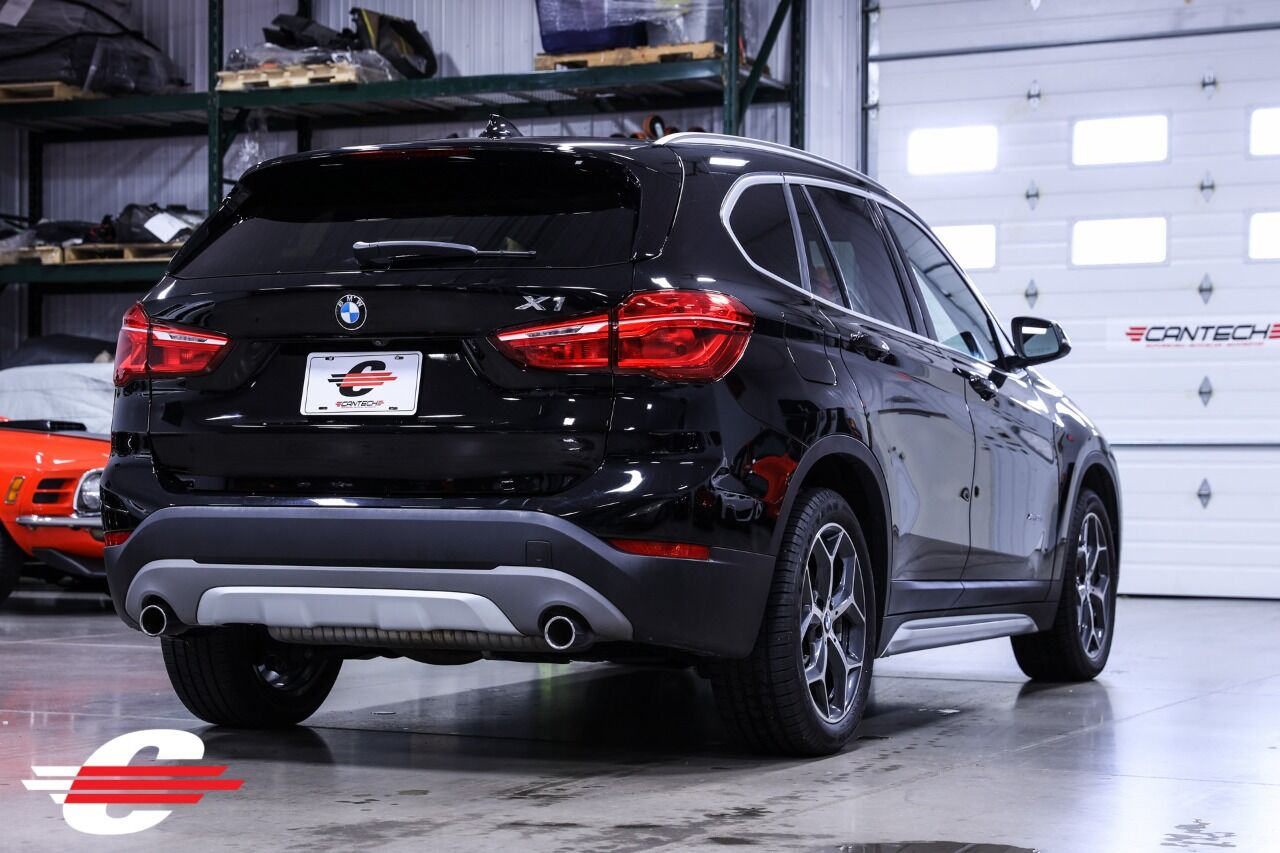 View large image: 2018 BMW X1