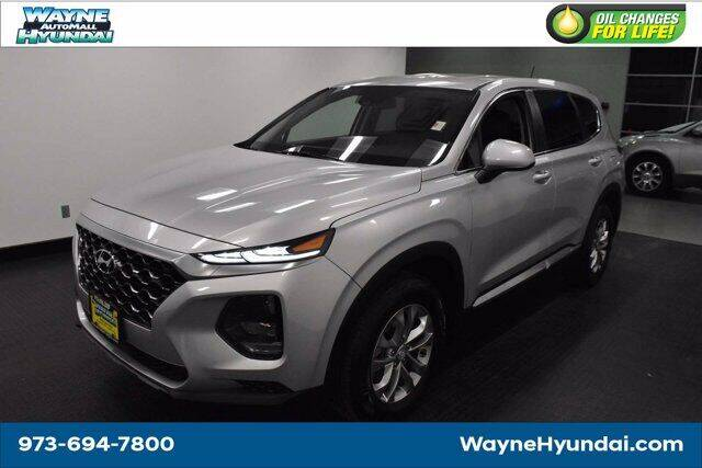 2019 Hyundai Santa Fe for sale at Wayne Hyundai in Wayne NJ