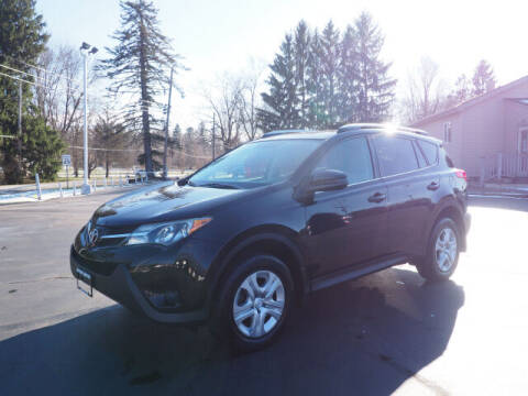2013 Toyota RAV4 for sale at Patriot Motors in Cortland OH
