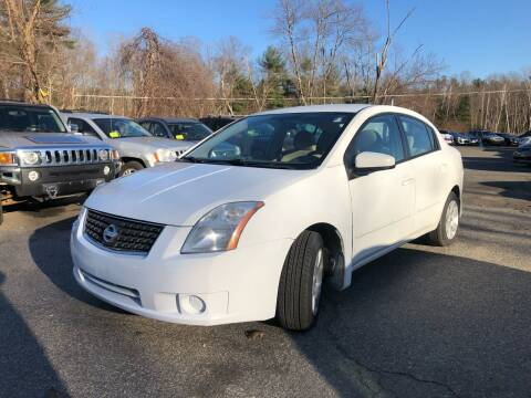 2008 Nissan Sentra for sale at Royal Crest Motors in Haverhill MA