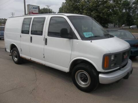 2002 GMC Savana Cargo for sale at A Plus Auto Sales in Sioux Falls SD