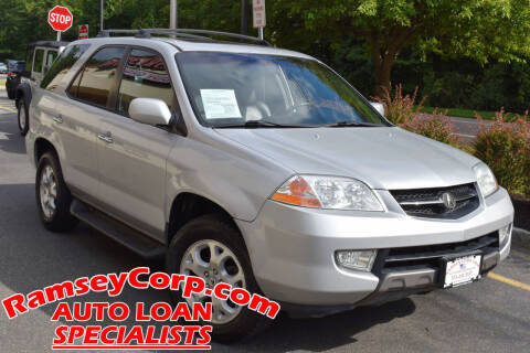 2001 Acura MDX for sale at Ramsey Corp. in West Milford NJ