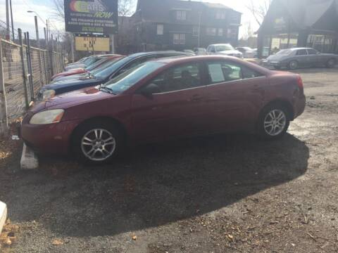 2005 Pontiac G6 for sale at Cars Now KC in Kansas City MO