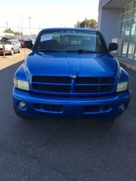 2000 Dodge Ram Pickup 1500 for sale at Safi Auto in Sacramento CA