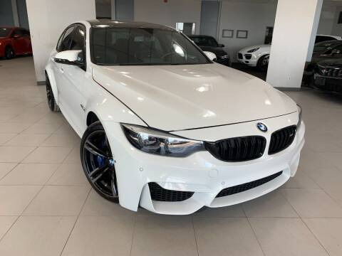 2018 BMW M3 for sale at Auto Mall of Springfield in Springfield IL
