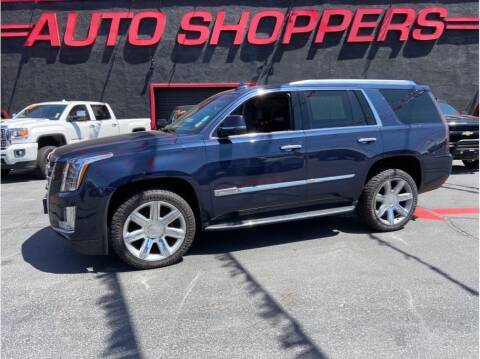2017 Cadillac Escalade for sale at AUTO SHOPPERS LLC in Yakima WA