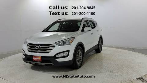 2014 Hyundai Santa Fe Sport for sale at NJ State Auto Used Cars in Jersey City NJ