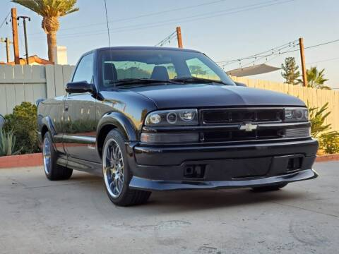 1999 Chevrolet S-10 for sale at Gold Coast Motors in Lemon Grove CA