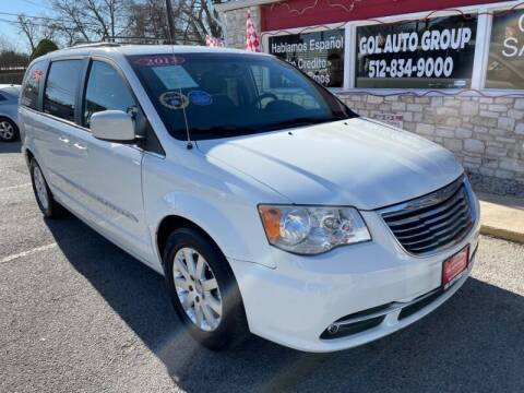 2013 Chrysler Town and Country for sale at GOL Auto Group in Austin TX