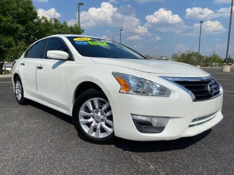 2014 Nissan Altima for sale at UNITED Automotive in Denver CO