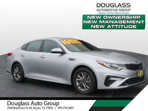 2019 Kia Optima for sale at Douglass Automotive Group in Central Texas TX