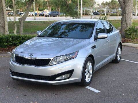 2011 Kia Optima for sale at Orlando Auto Sale in Port Orange FL
