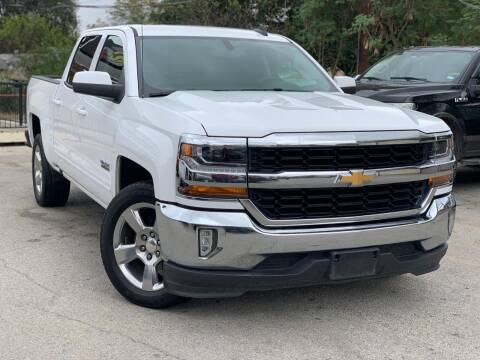 2017 Chevrolet Silverado 1500 for sale at GTC Motors in San Antonio TX