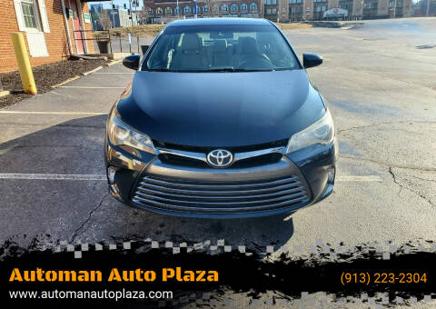 2015 Toyota Camry for sale at Automan Auto Plaza in Kansas City MO