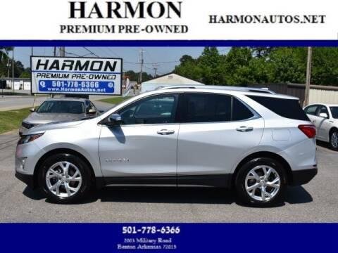 2019 Chevrolet Equinox for sale at Harmon Premium Pre-Owned in Benton AR