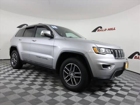 2018 Jeep Grand Cherokee for sale at Bald Hill Kia in Warwick RI
