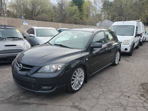 2007 Mazda MAZDASPEED3 for sale at JR's Auto Connection in Hudson NH