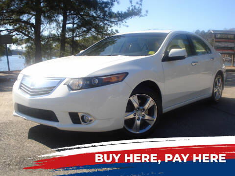 2011 Acura TSX for sale at Car Store Of Gainesville in Oakwood GA
