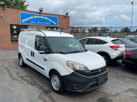 2017 RAM ProMaster City Wagon for sale at Everett Auto Gallery in Everett MA