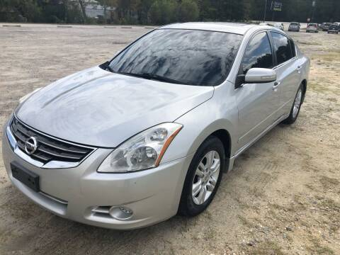 2012 Nissan Altima for sale at Hwy 80 Auto Sales in Savannah GA