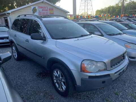 2007 Volvo XC90 for sale at Trocci's Auto Sales in West Pittsburg PA