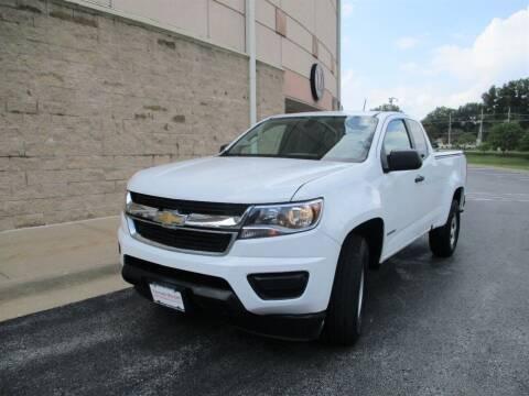 2016 Chevrolet Colorado for sale at Vantage Motors LLC in Raytown MO