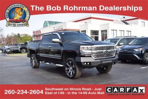 2016 Chevrolet Silverado 1500 for sale at BOB ROHRMAN FORT WAYNE TOYOTA in Fort Wayne IN