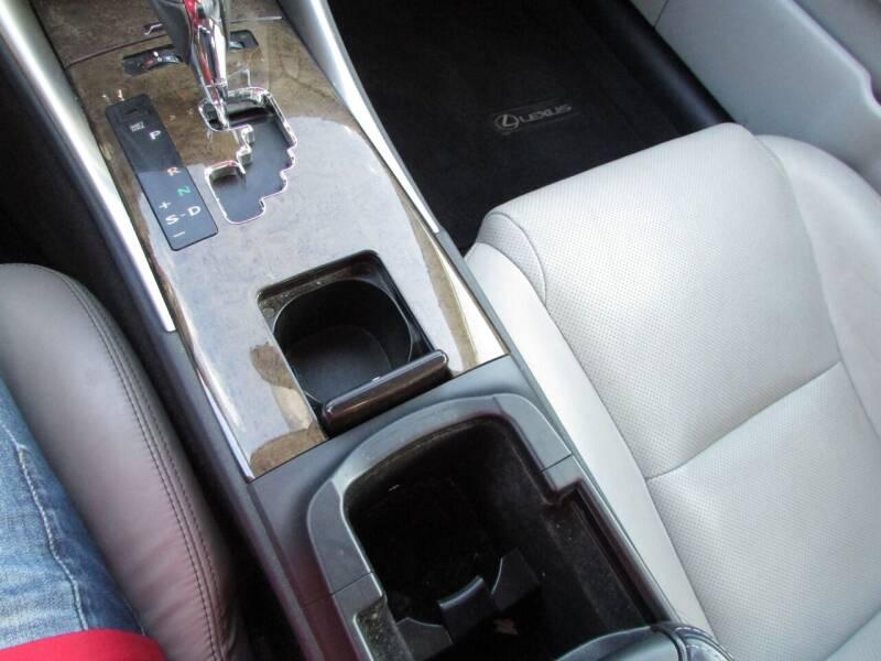 2010 Lexus IS 250 4dr Sedan 6A - Linden NJ